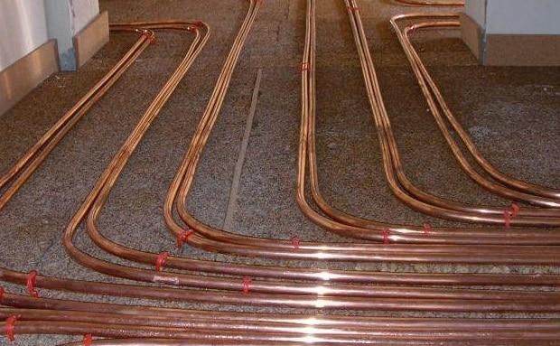 Progetto per impianto idraulico blog edilnet for Quali tubi utilizzare per l impianto idraulico