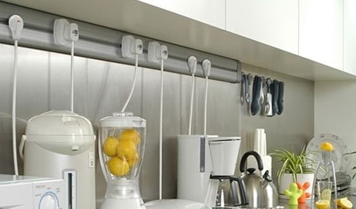 Impianto elettrico in cucina blog edilnet - Presa d aria cucina ...