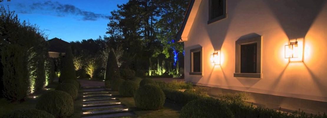 Impianto elettrico da giardino blog edilnet - Tubi a vista in casa ...