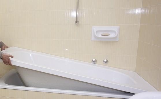 Vasca Da Sovrapporre : Sovrapposizione di una vasca blog edilnet