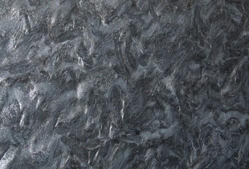Pietra di marmo di color nero con venature bianche