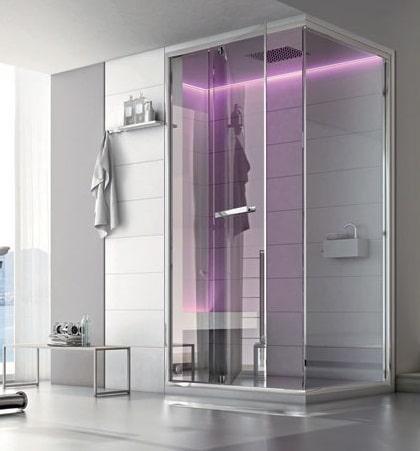 sostituzione vasca con doccia, la doccia