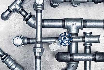 Tubazione di impianto idraulico