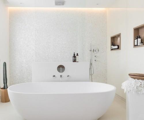 Idee per ristrutturare casa con bagno con vasca nuova