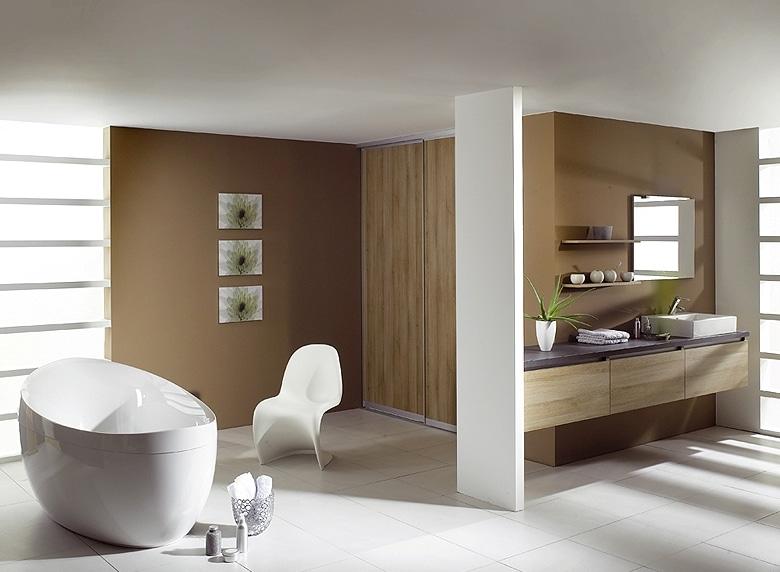 bagni moderni finto legno