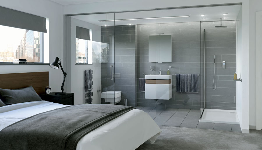 bagni moderni: i principi delle nuove tendenze - | blog edilnet - Bagni Con Doccia Moderni