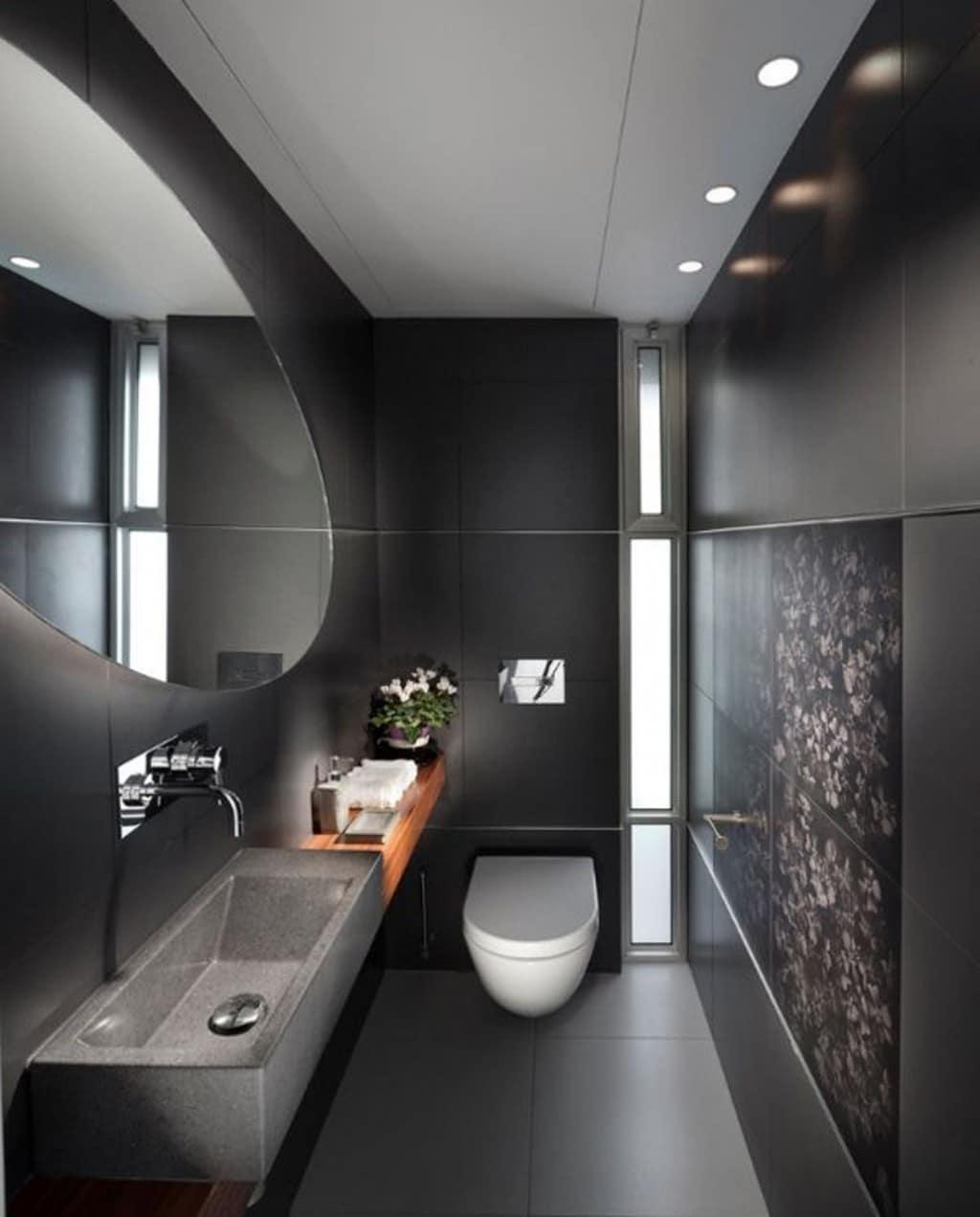 bagni moderni: i principi delle nuove tendenze - | blog edilnet - Immagini Di Bagni Moderni Piccoli