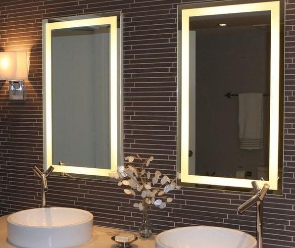 Specchi bagni moderni bagno moderna sospesa neilos con - Bagni moderni ikea ...