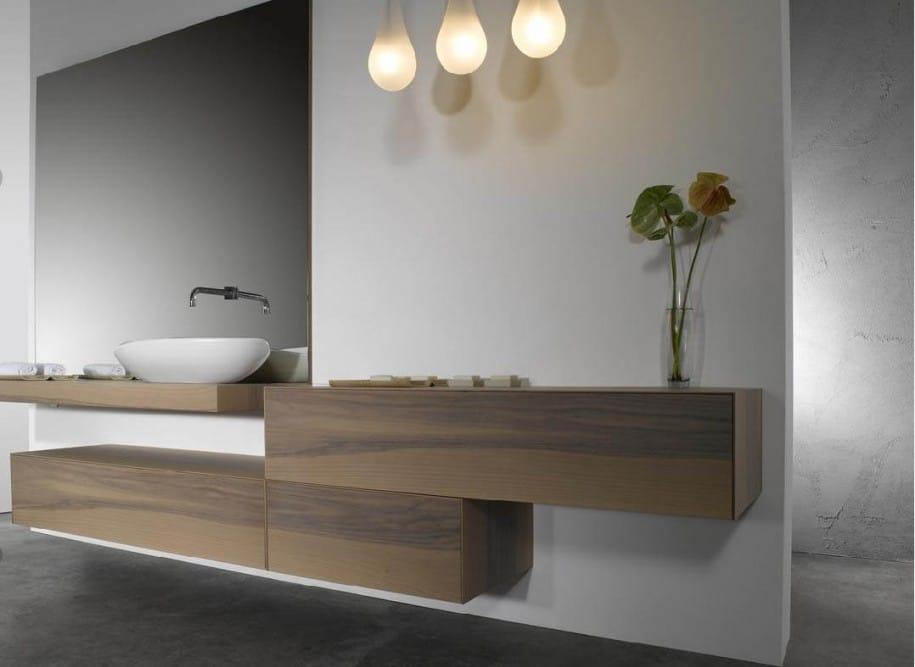 bagni moderni senza piastrelle