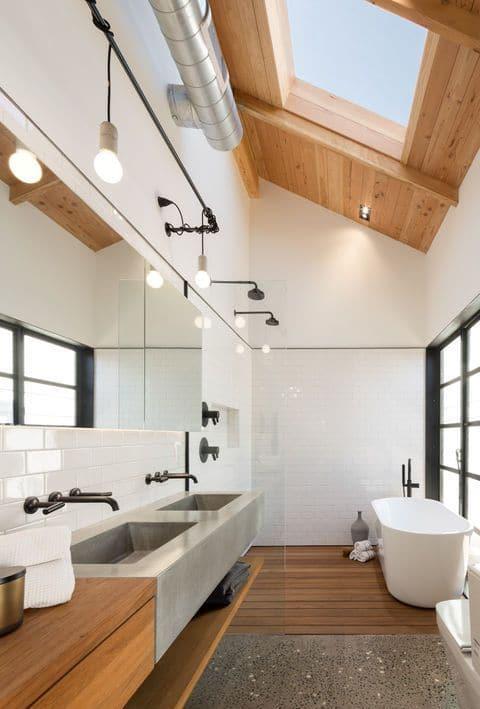 bagni moderni piccoli
