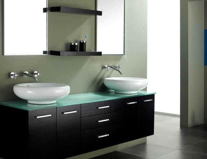 bagni moderni piccoli bagni moderni : bagni moderni sono spesso molto piccoli perche ricavati da stanze ...