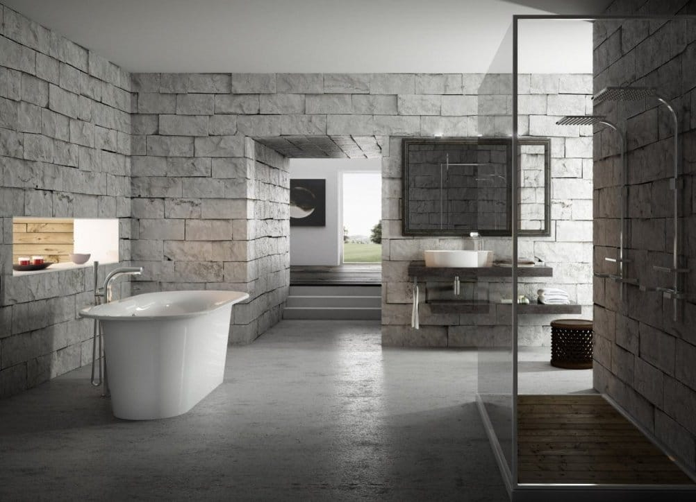 Bagno in muratura blog blog edilnet for Interni design