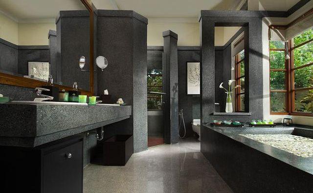 Bagno in muratura blog blog edilnet - Bagno in cemento resinato ...