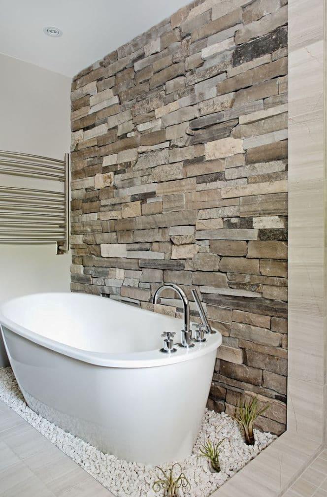 Bagno in muratura blog blog edilnet - Vasca da bagno in pietra ...