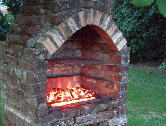 Idee barbecue in muratura esterni prodotti cucine da for Barbecue in muratura obi