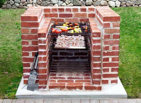 Costruire barbecue in muratura blog edilnet for Bbq affumicatore fai da te