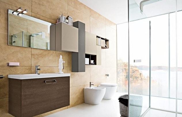 Come arredare un bagno moderno blog edilnet - Arredare il bagno moderno ...