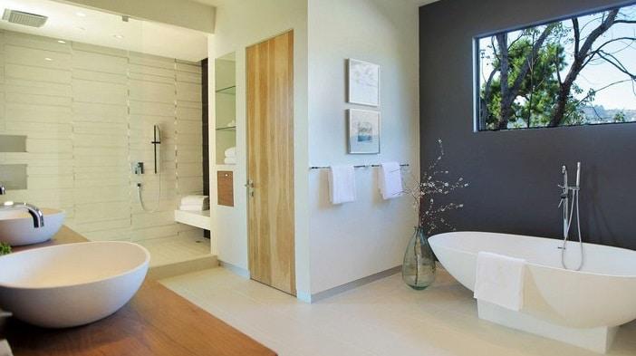 Come arredare un bagno moderno blog edilnet - Come abbellire un bagno ...