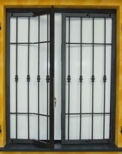 Prezzi inferriate per finestre blog edilnet - Grate di sicurezza per finestre prezzi ...