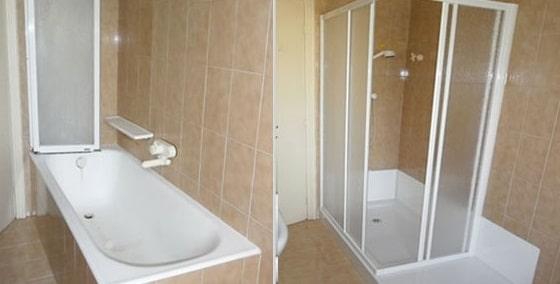 sostituzione vasca con doccia Como
