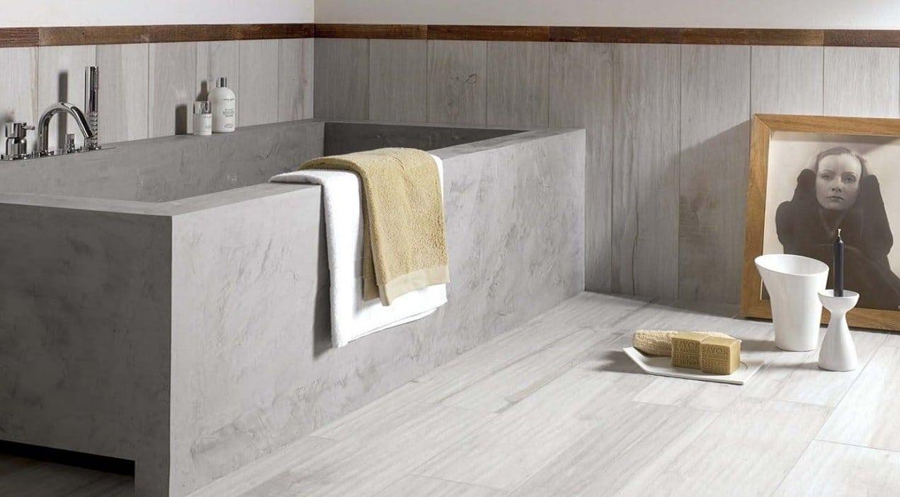 Bagno in muratura blog blog edilnet - Vasca da bagno in cemento ...