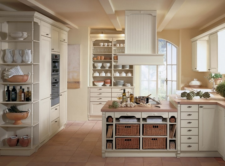 Cucine country, idee e costi - | Blog Edilnet
