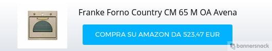Forno Country Franke CM 65 M OA Avena