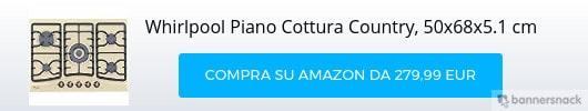 Piano Cottura Whirlpool PH AKM394JA