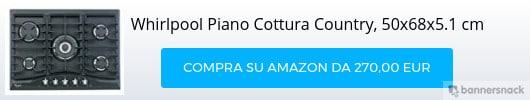 Piano Cottura Whirlpool PH AKM394NA