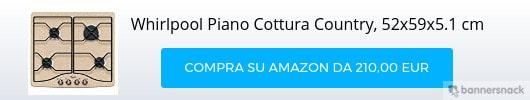 Piano Cottura Whirlpool PH AKM526AE