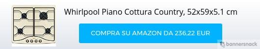 Piano Cottura Whirlpool PH AKM526JA