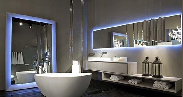 bagni moderni di lusso - | blog edilnet - Immagini Di Bagni Moderni Piccoli