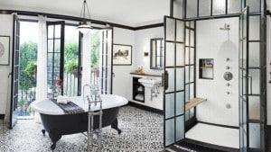 bagni moderni di lusso