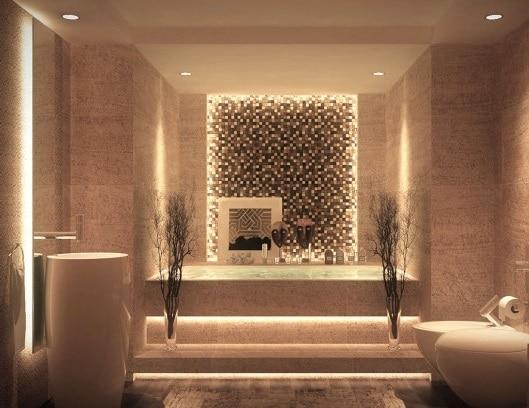 bagni moderni di lusso - | blog edilnet - Realizzazione Bagni Moderni