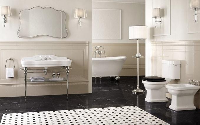 Come rivestire un bagno utili consigli blog edilnet - Rivestire piastrelle bagno ...