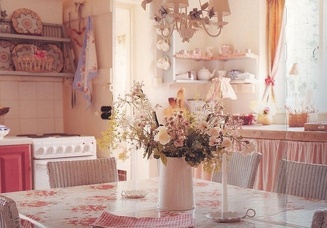 Awesome Cucina Shabby Chic Photos - Ideas & Design 2017 ...