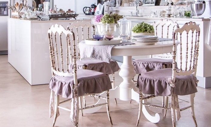 Awesome Come Arredare Una Cucina In Stile Shabby Chic Images - Skilifts.us - skilifts.us