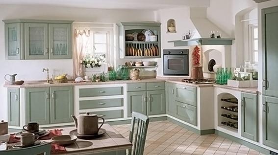 le cucine vintage raccontano una storia calde e accoglienti sono il fiore allocchiello di chi la cucina la vive in tutte le sue sfumature