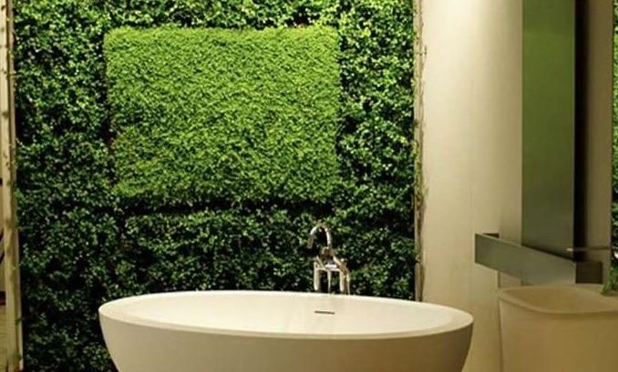 Favoloso Giardino verticale interno - | Blog Edilnet NC81