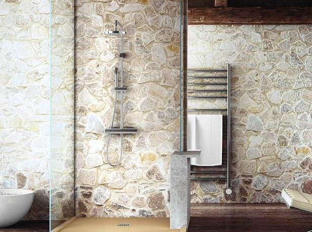 Mobili bagno in muratura moderni arredaclick blog lavabo - Bagno muratura moderno ...