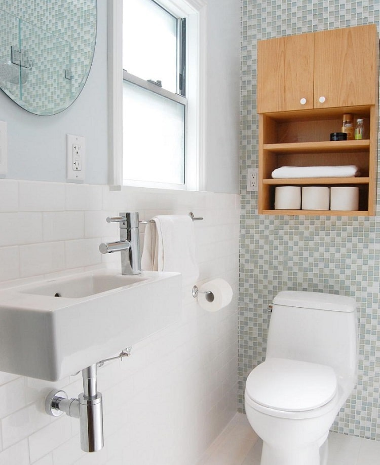 sanitari bagno moderno