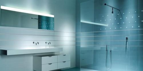 Idea di esempio di un bagno in stile moderno