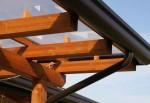 Costruire una tettoia in legno, le fasi