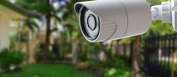 impianto di videosorveglianza wireless