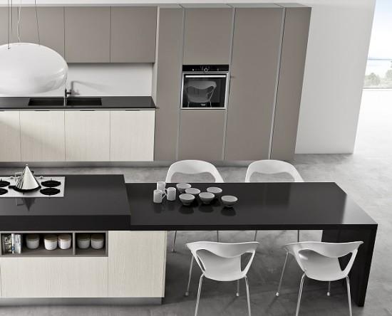 Idee Cucina Moderna Con Isola.Cucina Moderna Con Isola Idee E Consigli Blog Edilnet