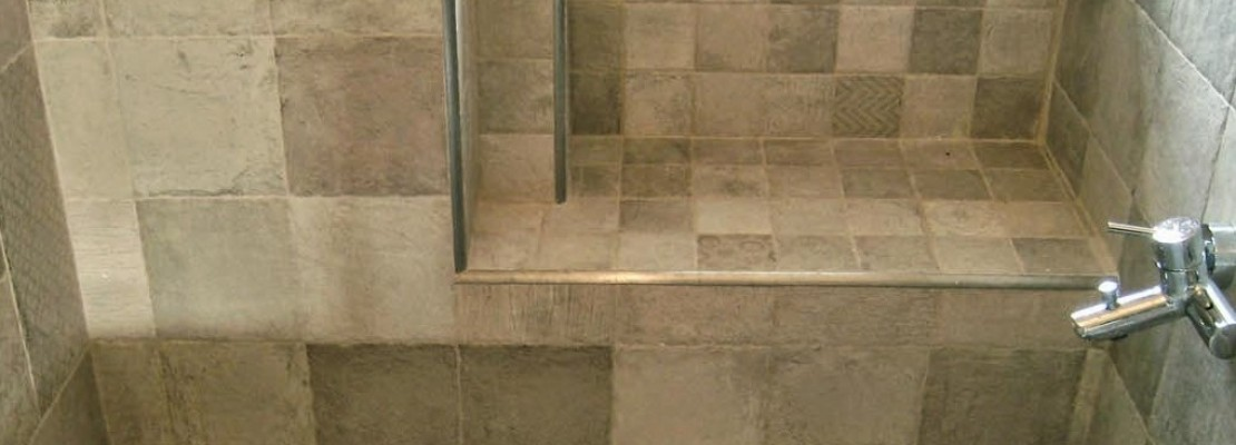 Foto di bagno classico realizzato da impresa del blog di edilnet in muratura