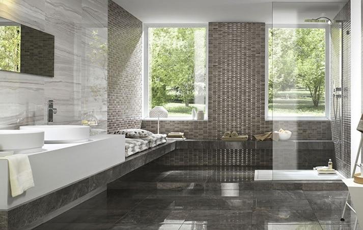 Bagno Design Ecologico In Pietra : Bagno in pietra idee e consigli edilnet