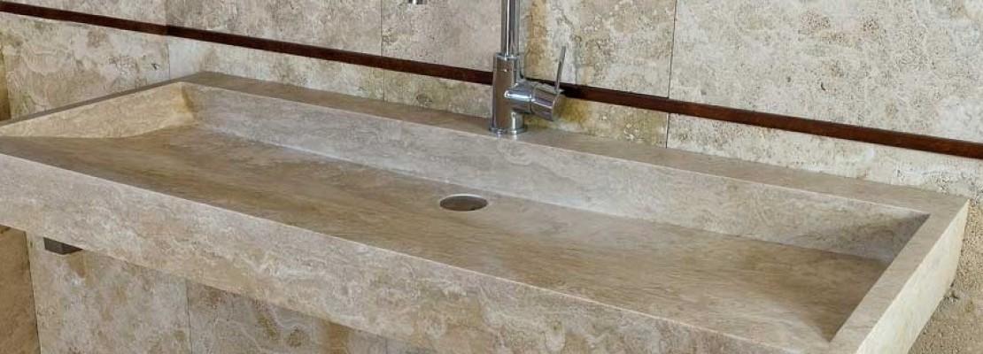 bagno in pietra, idee e consigli - | blog edilnet - Bagni In Pietra Moderni