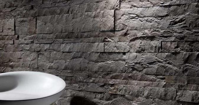 Rivestimenti Bagno In Pietra Ardesia : Bagno in pietra idee e consigli edilnet