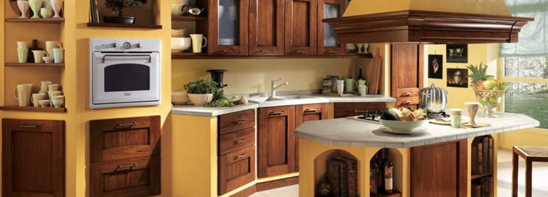 Beautiful cucina in muratura con isola images home interior ideas - Idee cucine in muratura foto ...
